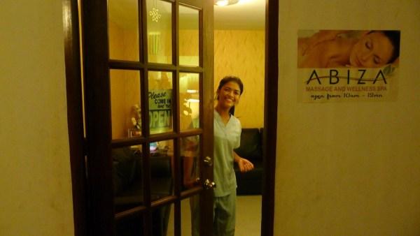 Massage and Welness at Abiza Spa