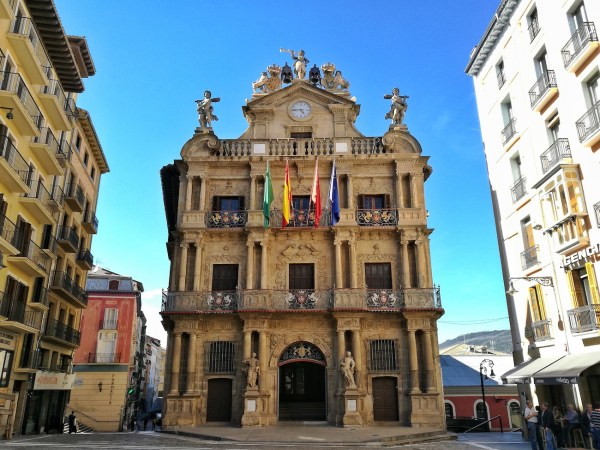 Pamplona City Hall - Walking Tour in Pamplona