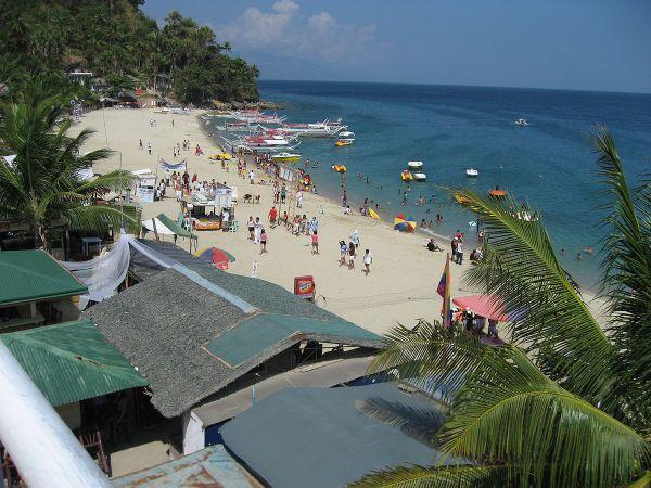 Puerto Galera White Beach Trips