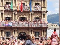 San Fermin Festival in Pamplona Spain photo via Unsplash