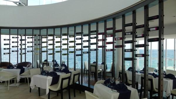 Seaview dining at Movenpick Mactan