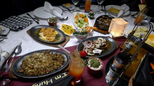 Sizzling Favorites over at Marco Polo's El Viento
