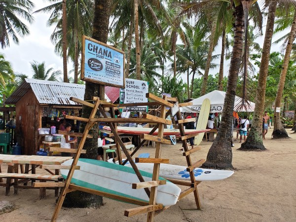 Surfing Lessons in Siargao Island Cloud 9