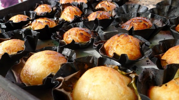 Taste local delicacies like bibingka