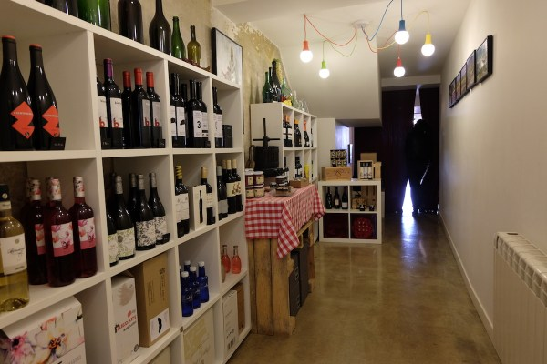 Wine and Food Products at Pamplona Food