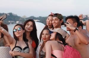 Yacht Party in Boracay
