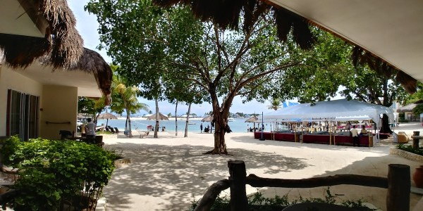 Bluewater Maribago Cebu Beach Front