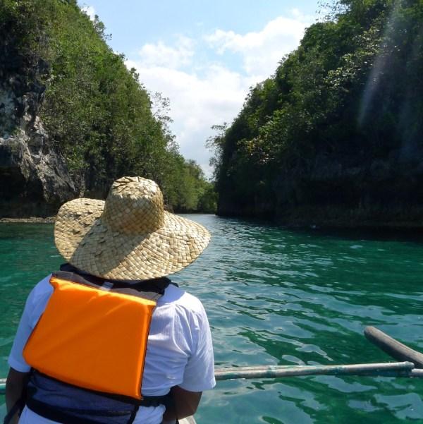 Enjoying the Bojo River Cruise - Overnight Camping in Aloguinsan Cebu