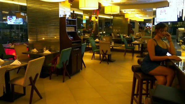 Kai Restaurant at night