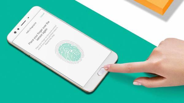 OPPO F3 Plus has fast fingerprint sensor