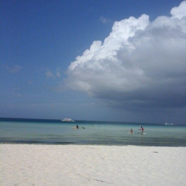 One Azul's beach front
