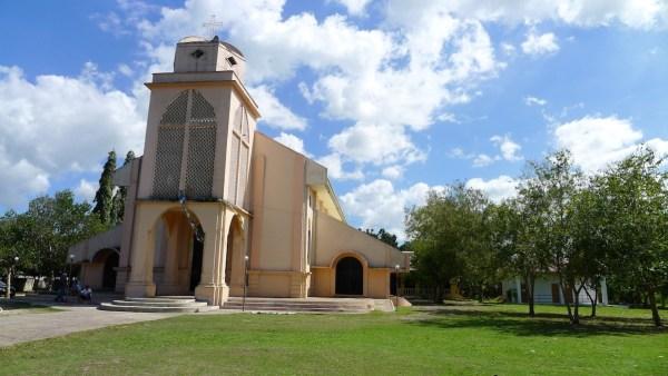 St. Raphael Archangel Parish in Aloguinsan
