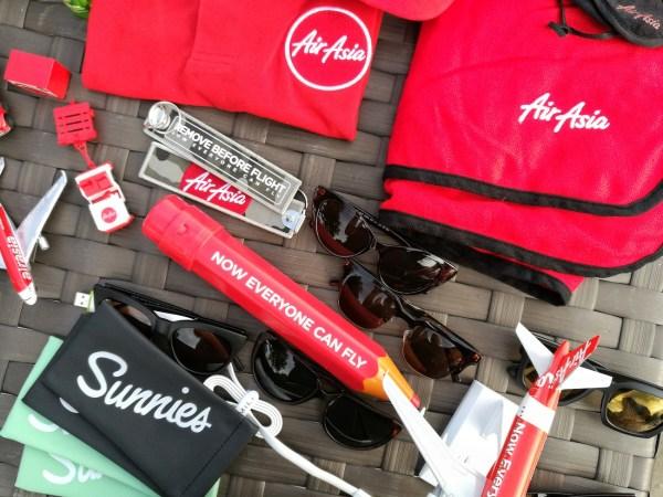 AirAsia Merchandise