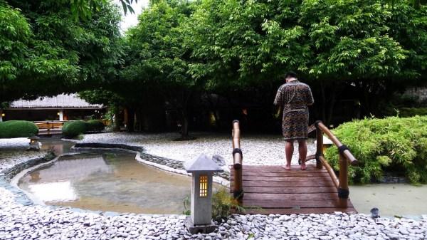 Ancient Japanese Village at Mogambo Springs