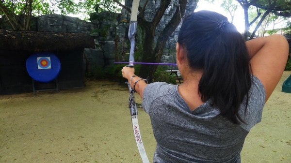 Archery at Savannah Park