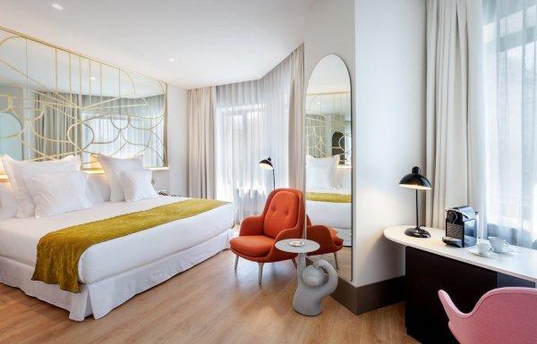 Barcelo Torre de Madrid Hotels