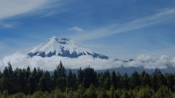 Cotopaxi Volcanoes around the World That You Can Hike!