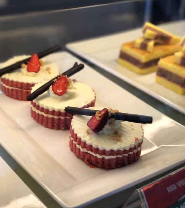 Desserts at Mojo Cafe photos from Bintan Lagoon Resort FB