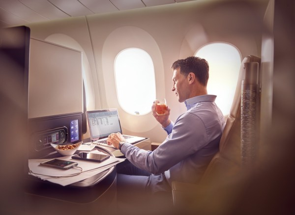 Electronic device ban lifted on flights from Abu Dhabi to the US