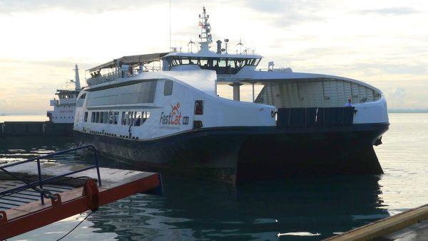 Ferry from Cebu to Tubigon