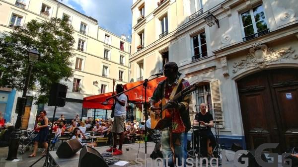 Fete de la Musique in Paris