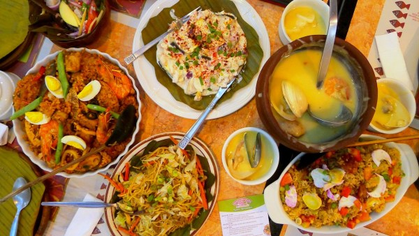 Filipino Favorites at Lighthouse Native Restaurant