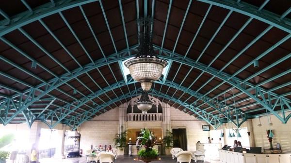 Lobby at Plantation Bay