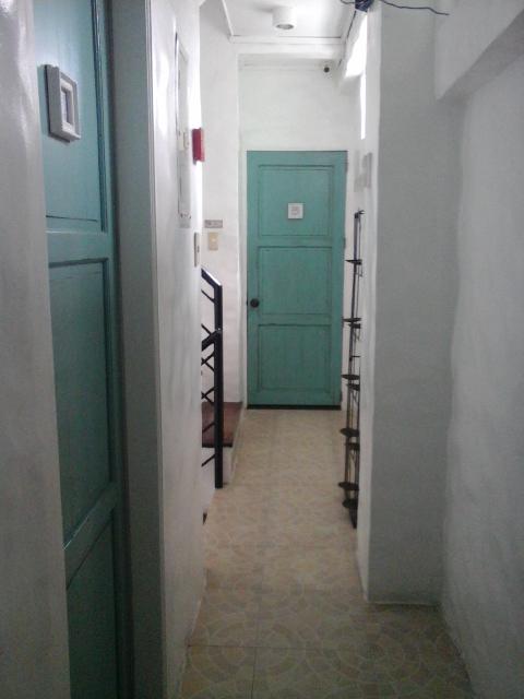 Lugar Bonito's appealing hallway