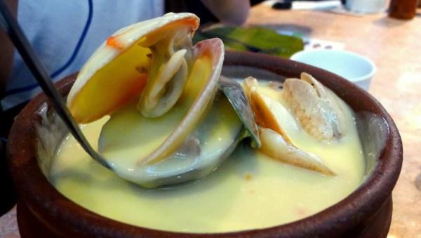 Mixed Ocean Soup at Lighthouse Restaurant