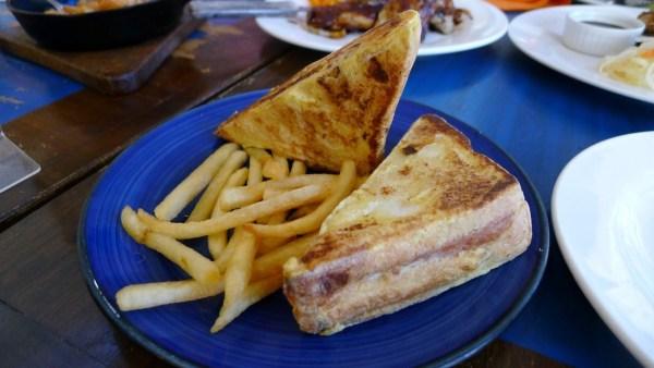 Mooonte Cristo at Mooon Cafe Cebu