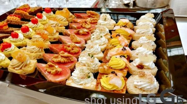 Shot using Food Mode