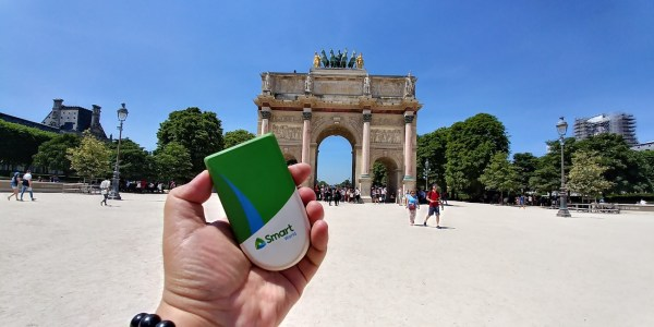 Smart Travel Wifi in Paris