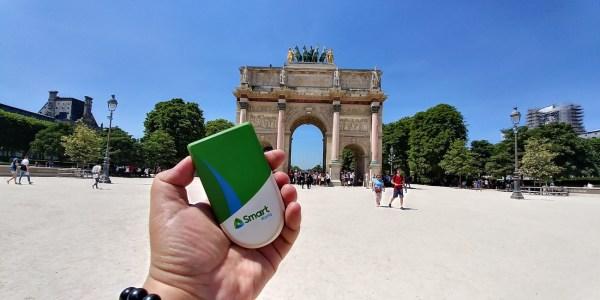 Smart Travel Wifi in Paris