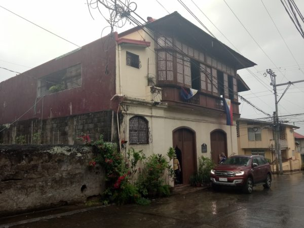 The Goco Ancestral House featuring Ford Everest
