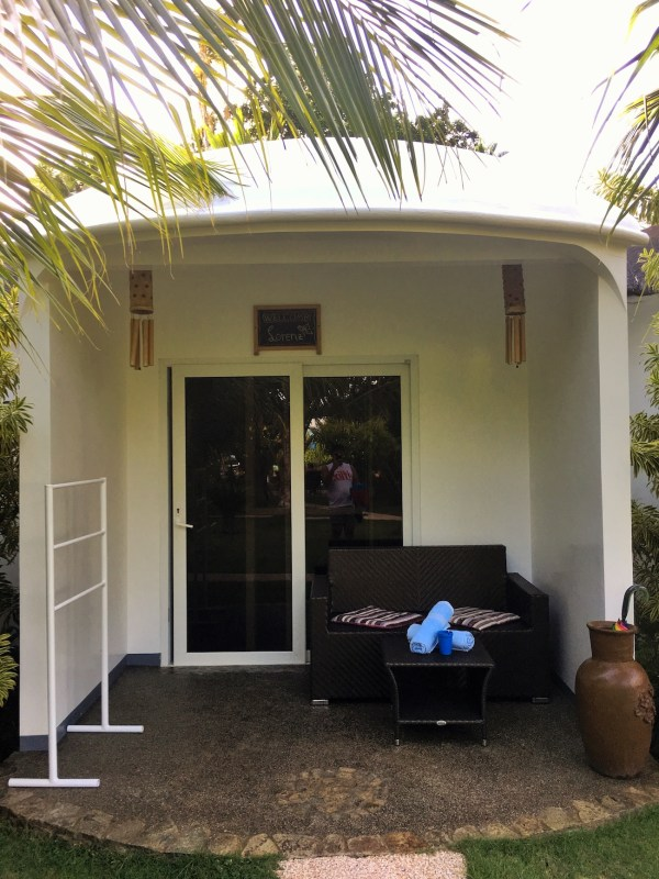 The bungalow at White Chocolate Hills