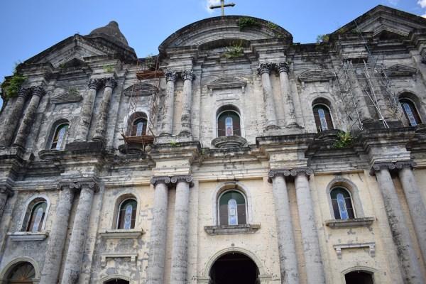 Visit in Taal Batangas Basilica