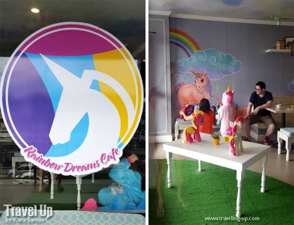 rainbow dreams cafe maginhawa