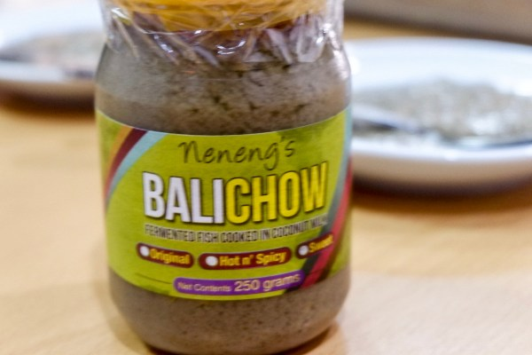 Balichow sa Gamus - Eat in Romblon