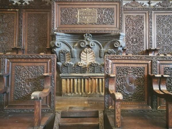 Choir Seat