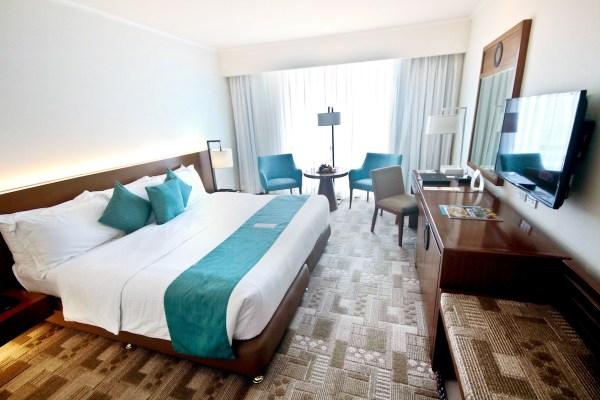 Deluxe Premium Room at Waterfront Manila Pavilion