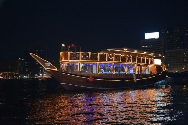 Dow Cruise Dubai