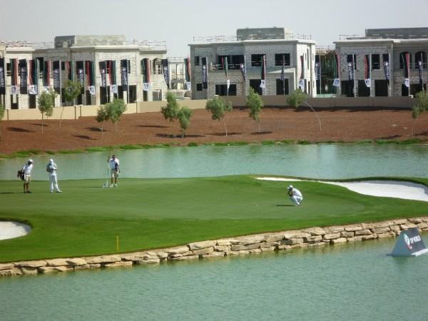 Golf in Dubai