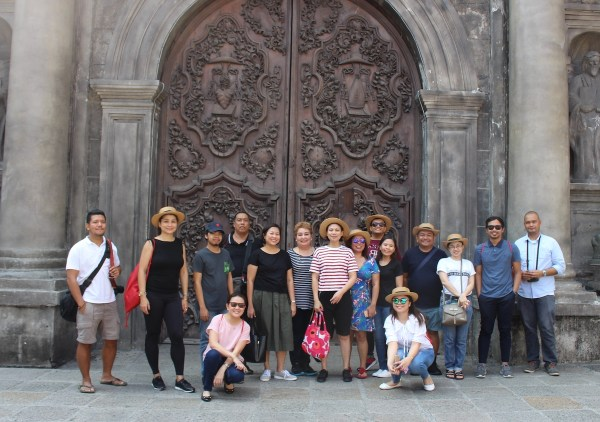 Intramuros Group Photo