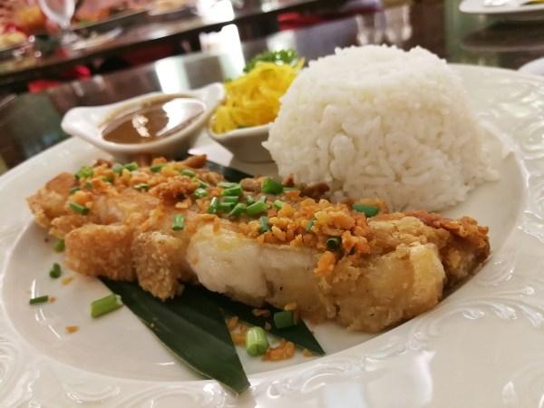 Lechon Kawali for Lunch