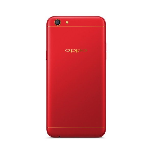 OPPO F3 Red now in the Philippines