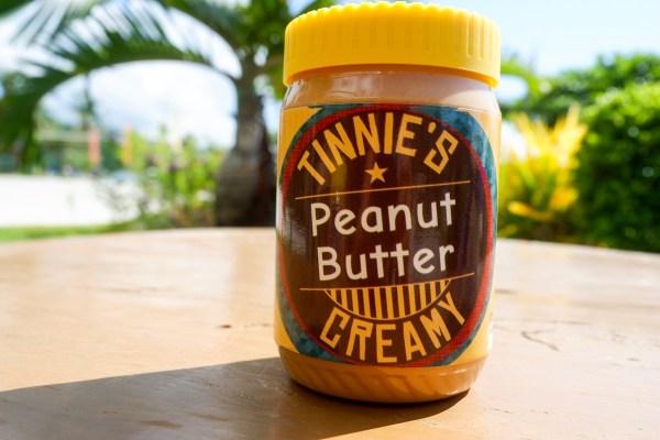 Peanut Butter from Romblon