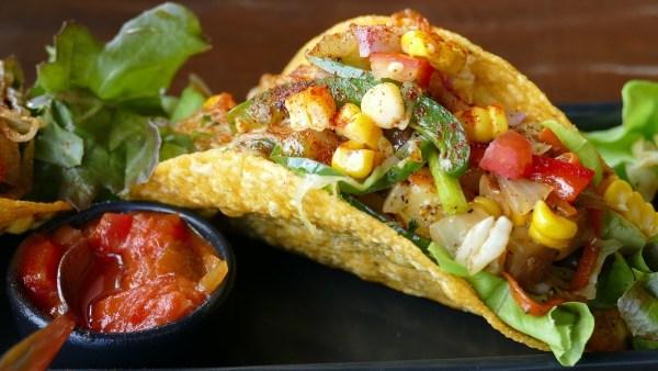 Tacos in Maginhawa