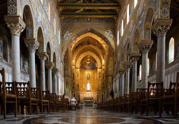 The Italian Catholic Archdiocese of Monreale