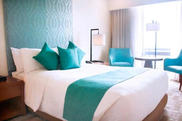Waterfront Pavilion Hotel and Casino Manila Deluxe Premium Room