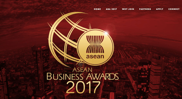 ASEAN Business Awards 2017